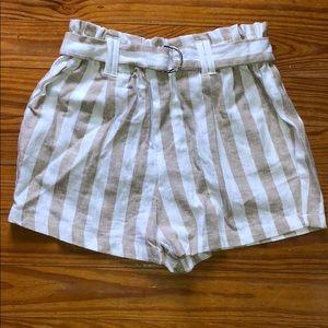 Paper Bag Shorts.